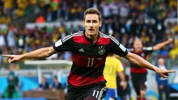 Miroslav Klose: máximo goleador en la historia de los mundiales