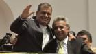 """Rafael Correa a Lenín Moreno: """"Él tiene que buscar un buen psiquiatra"""""""