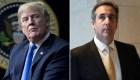 De abogado a adversario, la polémica entre Trump y Cohen
