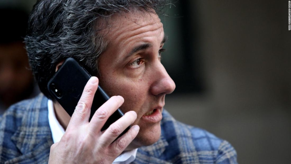 Michael Cohen, exabogado de Donald Trump. (Crédito: Yana Paskova/Getty Images)