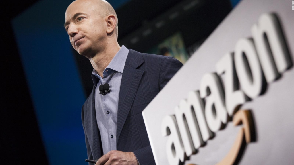 Jeff Bezos: el hombre más rico de la historia