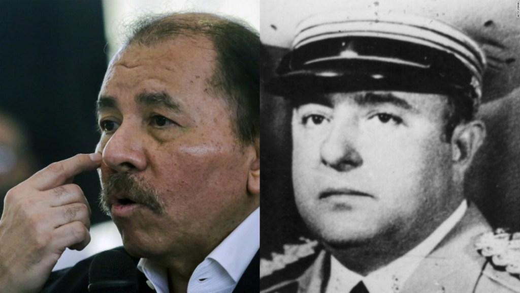 Humberto Ortega cuenta cómo le afecta la comparación de Daniel Ortega a Somoza