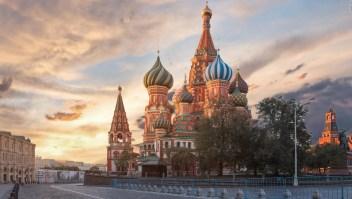 Moscú, la capital que recibió el Mundial Rusia 2018