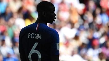 Así defiende Paul Pogba el mediocampo