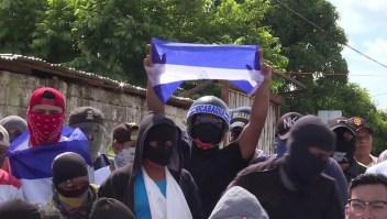 Nicaragua: el gobierno de Ortega habla con CNN sobre las protestas