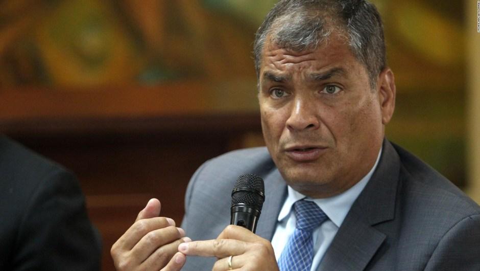 Expectativa por fallo judicial sobre Rafael Correa sobre el caso Balda