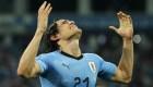 ¿Podrá vencer Uruguay a Francia sin Edinson Cavani?
