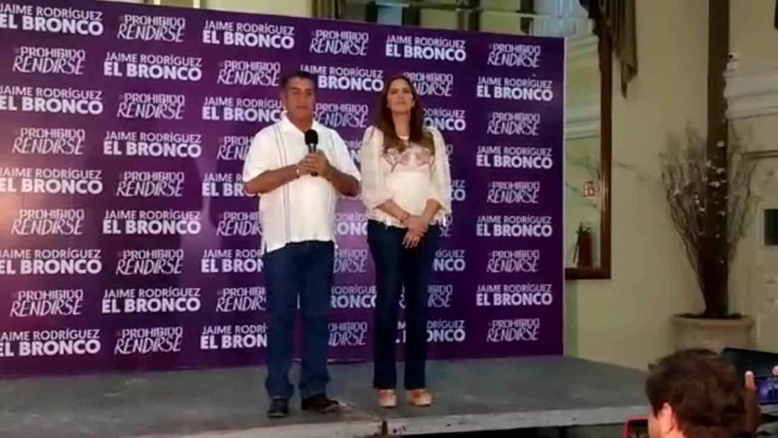 'El Bronco' reconoce su derrota pero seguirá trabajando por México