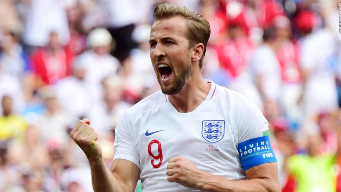 Harry Kane, la arma de Inglaterra