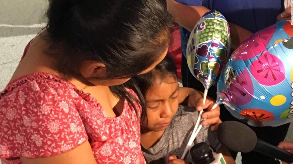 Termina la separación familiar para dos familias guatemaltecas