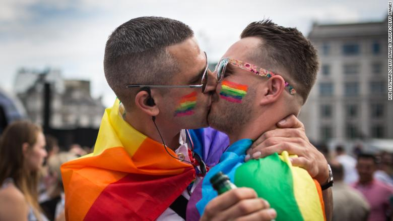 El Desfile Anual del Orgullo en Londres tendrá lugar el sábado 7 de julio.