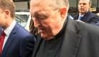 Condenan a obispo australiano Philip Wilson por encubrimiento de abuso infantil