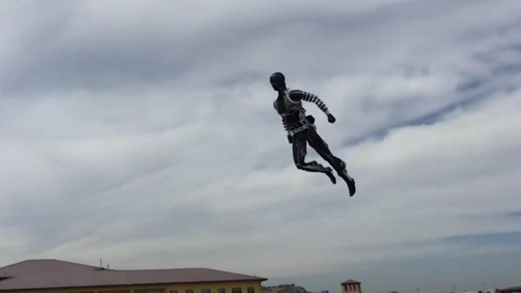 Minuto Clix: Disney presenta sus nuevos robots