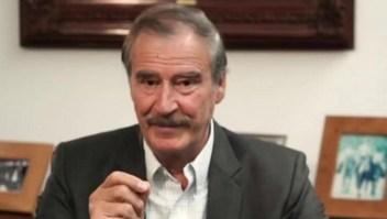 Vicente Fox aconseja a Andrés Manuel López Obrador