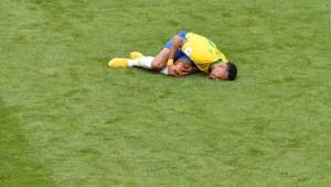 Neymar, el jugador con más memes del Mundial
