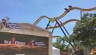 ¿Ya te subiste a la Wonder Woman Coaster en México?