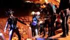 Oxígeno, la clave para rescatar a los niños atrapados en la cueva