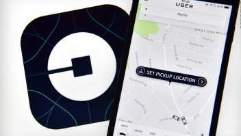 #LaCifraDelDía: Uber invierte US$ 335.000.000 en una start up