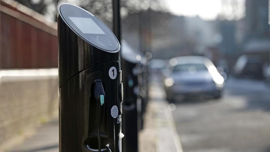 El Reino Unido apuesta a los vehículos eléctricos