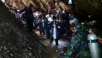 Misión cumplida: Rescate exitoso en cueva de Tailandia