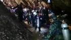 Honores a los buzos australianos de la cueva de Tailandia