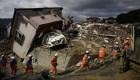 Lluvias torrenciales causan más de 100 muertos en Japón