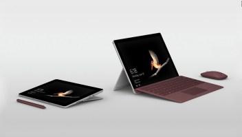 Microsoft lanza Surface Go, su tableta más barata