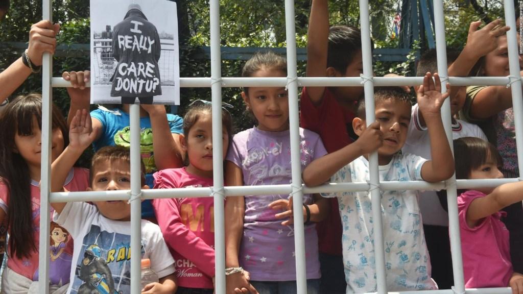 11 familias guatemaltecas reunificadas