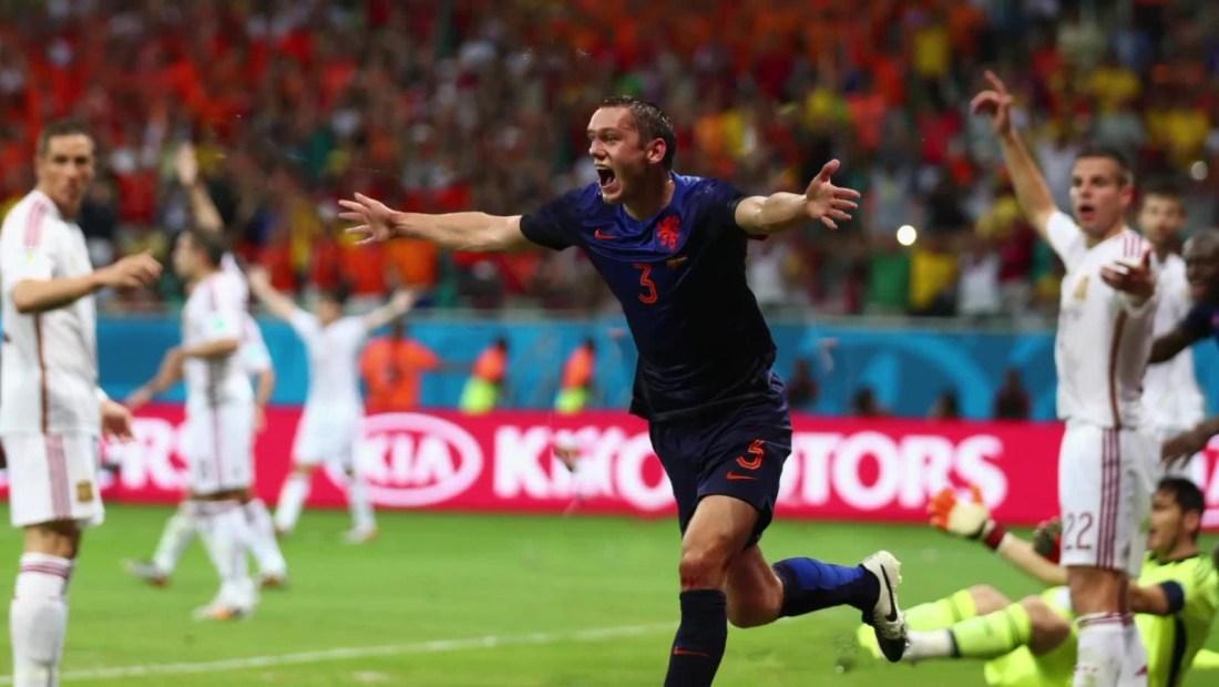 La rivalidad entre España y Holanda en los últimos Mundiales