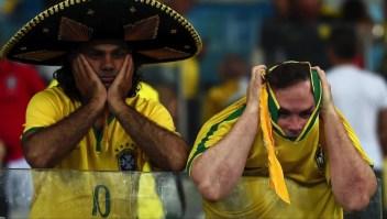 """El día que Alemania """"humilló"""" a Brasil en su propia casa"""
