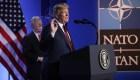 Trump pide a la OTAN un incremento al 4% los gastos de seguridad