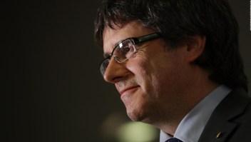 Alemania extraditará a Carles Puigdemont