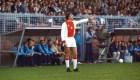 Johan Cruyff cambió el rumbo del fútbol holandés
