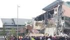 Se derrumba centro comercial de lujo en Ciudad de México