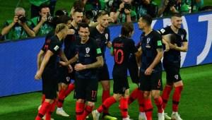 Croacia y Francia se preparan para la final del Mundial