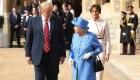 La visita de Trump al Reino Unido en menos de dos minutos