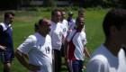 El equipo de médicos de Estados Unidos sí juega un Mundial