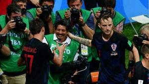 "La historia de Yuri Cortez, el fotógrafo ""aplastado"" en el festejo de Croacia"