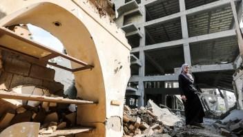 Breve tregua luego de centenares de ataque en la frontera Gaza-Israel