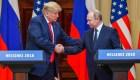 Siria e Irán fueron temas de conversación entre Trump y Putin