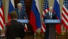 Putin le regala a Trump un balón del Mundial