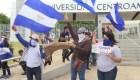 Las protestas en Nicaragua son acalladas con violencia