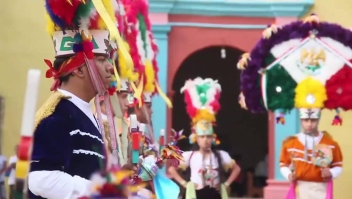 Bailarines se preparan con orgullo para la Guelaguetza 2018