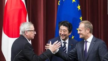 Japón y la UE se rebelan contra el proteccionismo económico