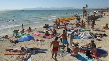 Esta playa española prohibió el toples
