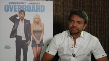 """¿Por qué Derbez eligió a Anna Faris para """"Overboard""""?"""