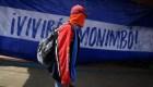"""Joven manifestante en Nicaragua: """"Nos están cazando los paramilitares del gobierno"""""""
