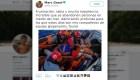 Marc Gasol ayuda a rescatar a una migrante de Camerún