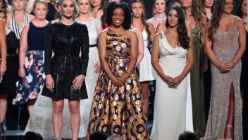 Premios Espy rinden homenaje a las víctimas de Nassar