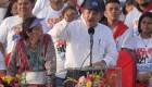 Ortega dice ser víctima de una conspiración armada